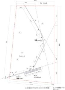 田んぼデッキ・木道詳細図
